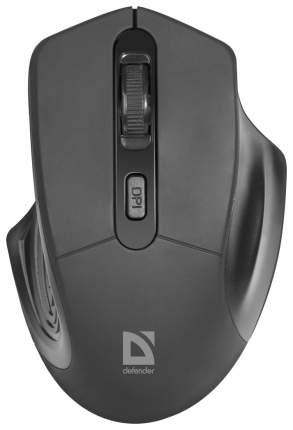 Беспроводная мышка Defender Datum MB-345 Black (52345)