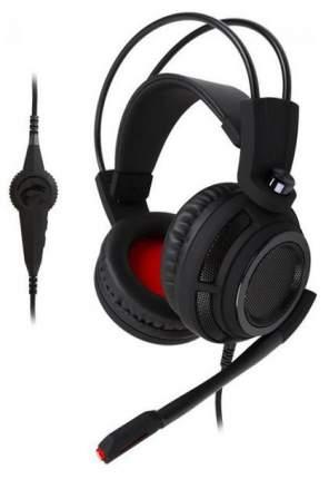 Игровые наушники MSI GAMING Headset DS502 Red/Black