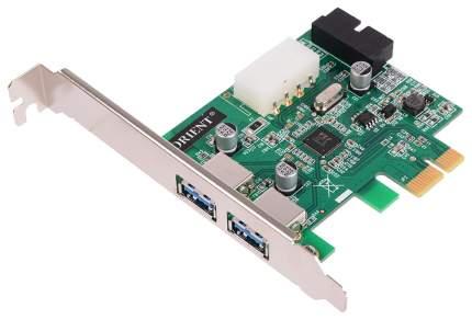 PCI-e контроллер USB ORIENT VA-3U2219PE VL805 chipset 30296