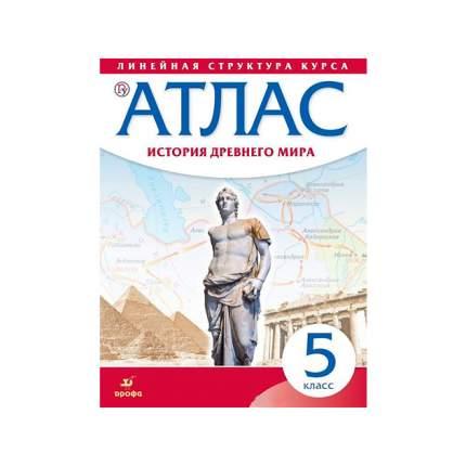 Атлас, История 5 кл, История Древнего Мира (Линейная Структура курса) (Фгос)