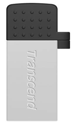 USB-флешка Transcend JetFlash 380 8GB Silver (TS8GJF380S)