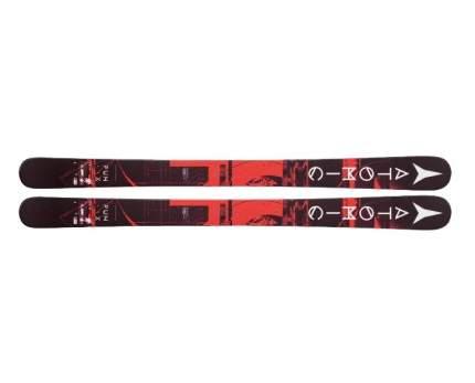 Горные лыжи Atomic Punx Jr II + Ezytrak 5 2016, 130 см