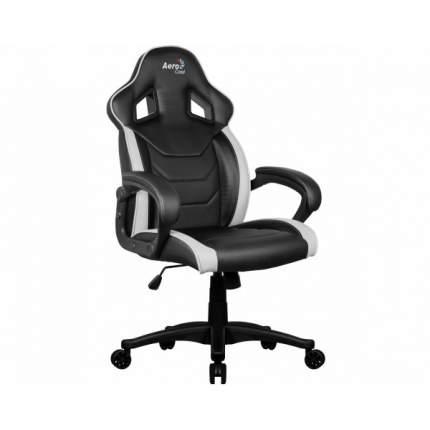 Игровое кресло AeroCool AC60C AIR, белый/черный