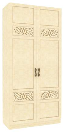 Платяной шкаф Любимый Дом LD_42636 88,5х46х226, кожа ленто рустика