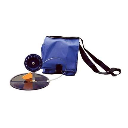 Комплект жерлиц в сумке, диаметр круга 195 мм, диаметр катушки 90 мм