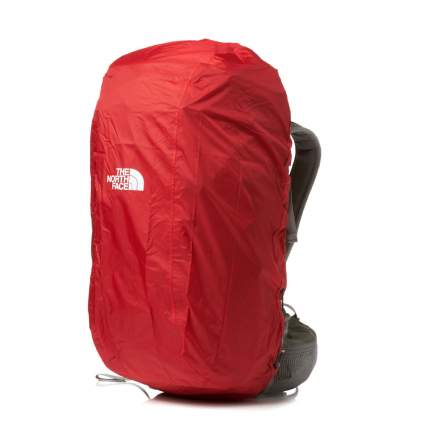 Накидка на рюкзак The North Face Pack Rain Cover красный L T0CA7Z
