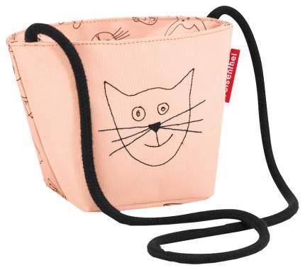 Сумка детская Minibag Cats and dogs rose Reisenthel для девочек Розовый IV3064