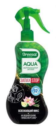 Аква-нейтрализатор запаха Breesal Освежающий микс, 375 мл