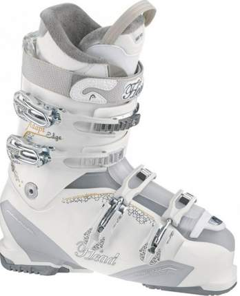 Горнолыжные ботинки HEAD Adapt Edge 90 One HF 2012, pearl/white, 23