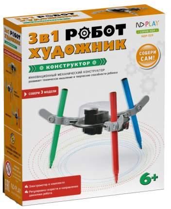 Набор для исследования ND Play Робот-художник 3 в 1 NDP-029