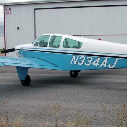 Сертификат - Полет на Beechcraft (40 минут) - FurPur
