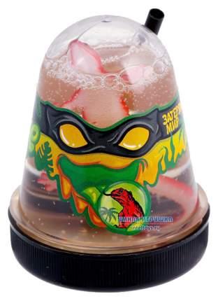 """Лизун Ninja Slime """"Затерянный мир"""" - Ящерица Волшебный мир"""