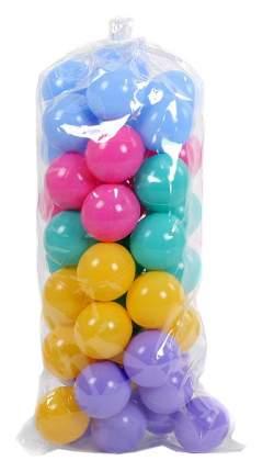 Мячики для сухого бассейна Pastel, 7.5 см, 50 шт.  Польская пластмасса