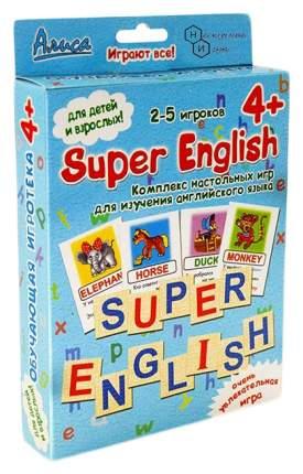 Настольная игра Super English