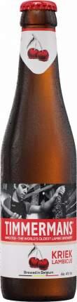 Пиво Timmermans Kriek Lambicus 0.33 л