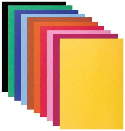 Набор цветного картона Brauberg 124756