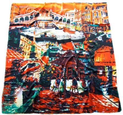 Платок женский Tranini 0601 PLATOK 4 оранжевый