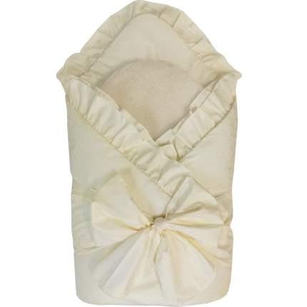 Конверт-одеяло Папитто с завязкой Экрю 2150