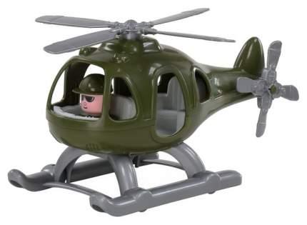 Вертолёт Полесье военный Гром в сеточке