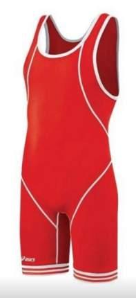 Трико Asics Wrestling Singlet, red, XL INT