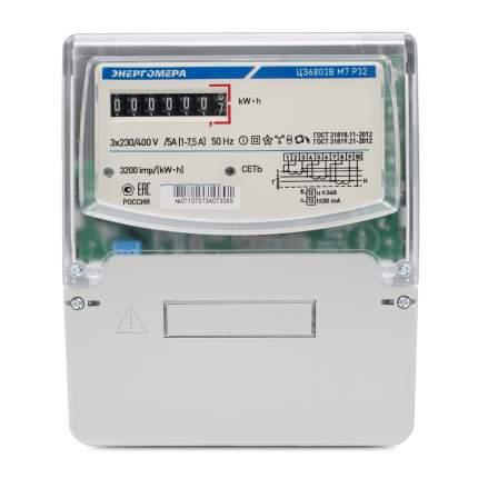 Счетчик электроэнергии Энергомера ЦЭ6803В/1 М7 Р32 230В 5А