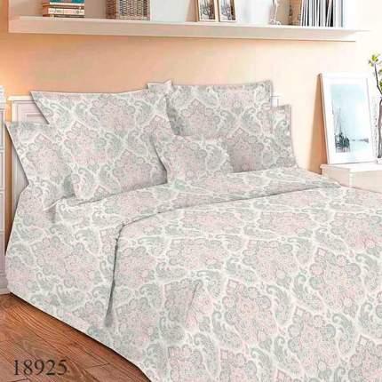 Комплект постельного белья Avrora Texdesign Лен 18925, двуспальный с европростыней