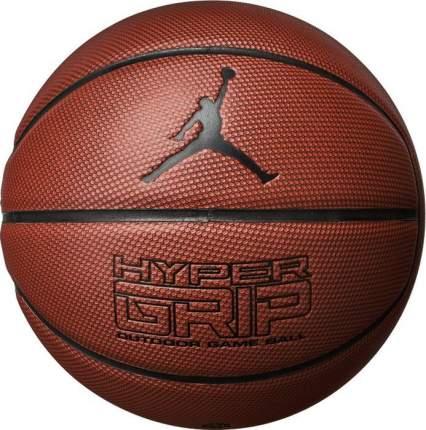 Баскетбольный мяч Nike Jordan Hyper Grip №7 brown