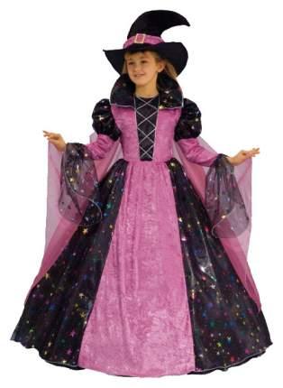 Карнавальный костюм Winter Wings Ведьмочка, размер 140-152