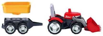 Трактор Efko с дополнительным прицепом 37055EF-CH