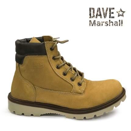 """Ботинки Dave Marshall Oregon Y-6"""", желтые, 42 RU"""