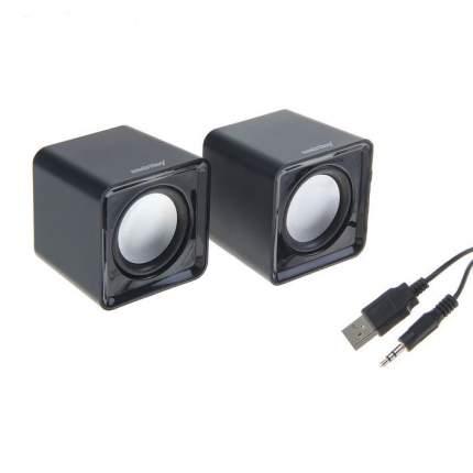Колонки SmartBuy Mini 2.0 Black