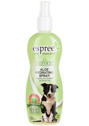 Спрей Espree CR Aloe Hydrating Spray увлажняющее с алоэ для собак и кошек 355 мл