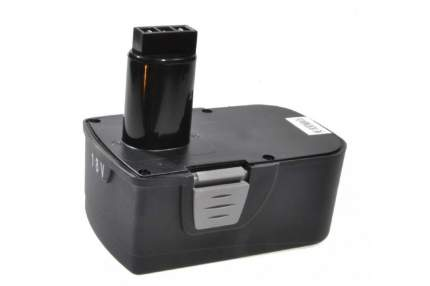 Аккумулятор для Интерскол ДА-18ЭР 1,5А/ч, 18В, NiCd
