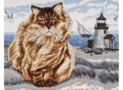 Набор для вышивания Палитра Смотритель маяка