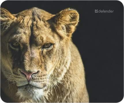 Коврик для мыши Defender Wild Animals (лев)
