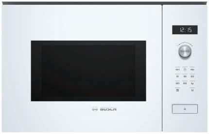 Встраиваемая микроволновая печь Bosch BFL554MW0 White