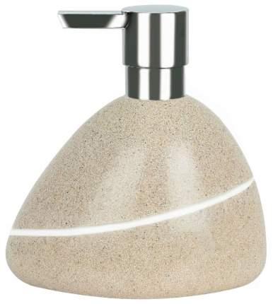 Дозатор для мыла Spirella Etna Stone Песочный