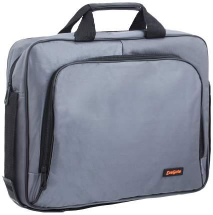 "Сумка для ноутбука 15.6"" ExeGate Office F1596 черная"