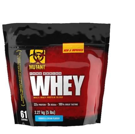 Протеин Mutant Whey 2270 г Cookies and Cream