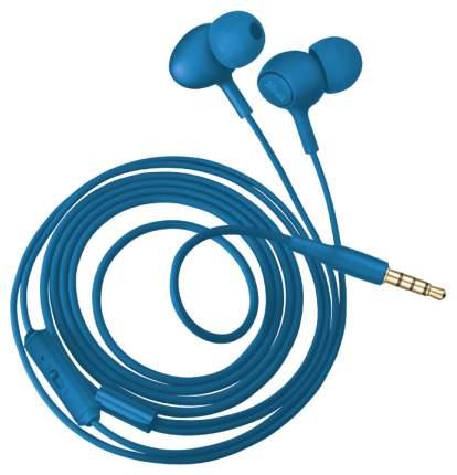 Наушники Trust Ziva In-Ear Blue