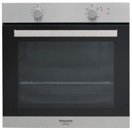 Встраиваемый газовый духовой шкаф Hotpoint-Ariston GA3 124 IX HA Silver