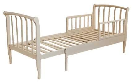 Кровать детская Красная Звезда раздвижная Савелий С 823 Слоновая кость