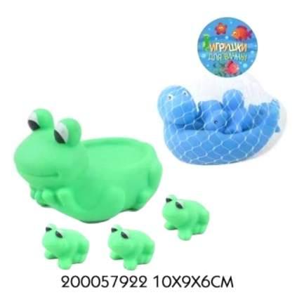 Набор игрушек для ванны 1Toy 4 шт. Т10666
