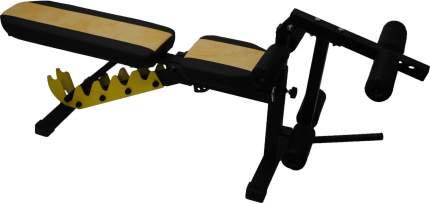 Универсальная скамья регулируемая Sportlim Orion + Керл для ног