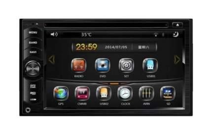 Автомобильная магнитола ACV AVD-6400