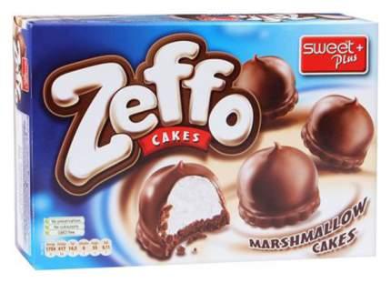 Пирожное Zeffo маршмеллоу в какао-молочной глазури 150 г