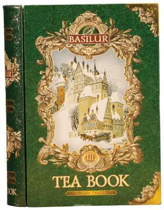 Чай черный Basilur tea book 100 г