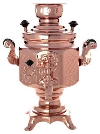 Самовар электрический Тула Гайка с медным покрытием 1,5 л 120339