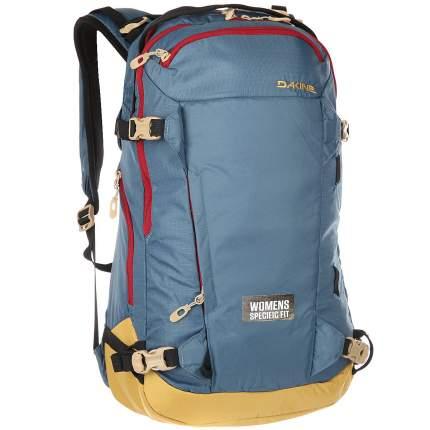 Рюкзак для лыж и сноуборда Dakine Women's Heli Pro II, chill blue, 28 л