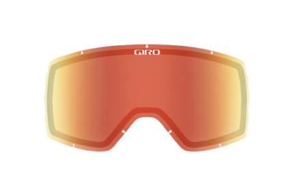 Линза для маски Giro Scan/Gaze 2019 оранжевая